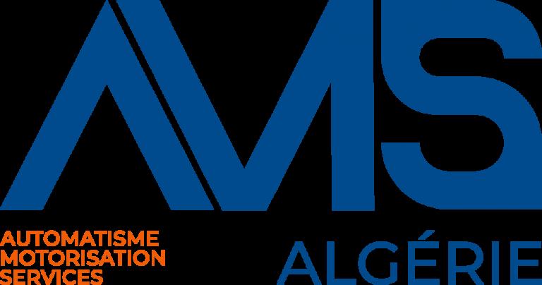 AMS - Automatisme Motorisation Services Algérie - Logo