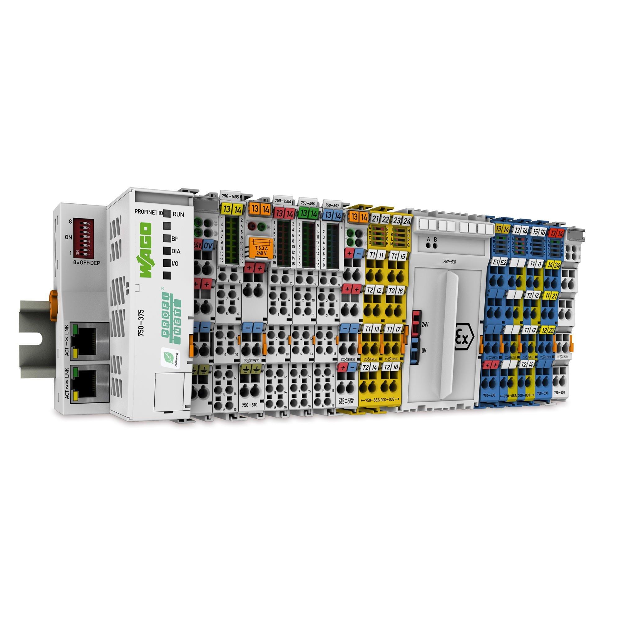 WAGO-I/O-SYSTEM 750/753